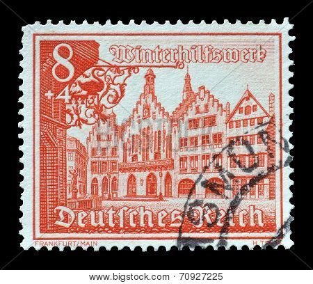 The Römer stamp