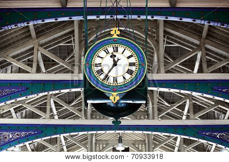 Smithfield Market Clock