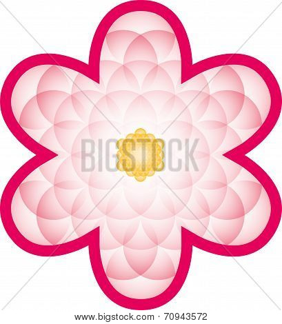 Blooming Flower Of Life