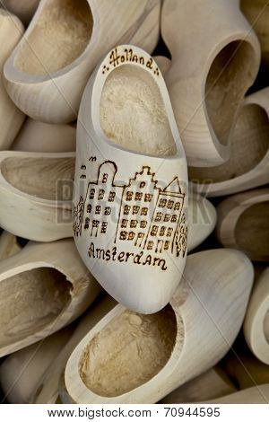 Wooden Shoes, Netherlands