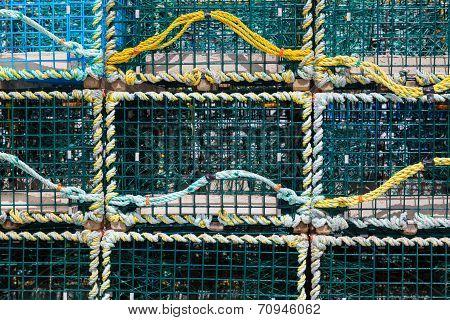 Modern Seafish Traps