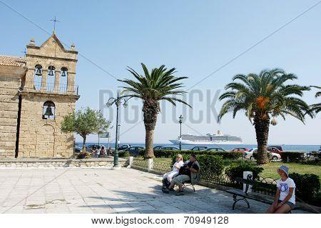 Church Of Saint Nicholas Of Mole