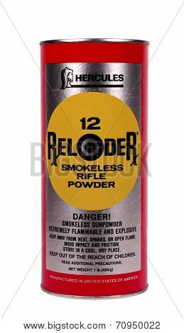 Smokeless Powder