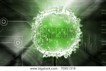 Monocyte Virus