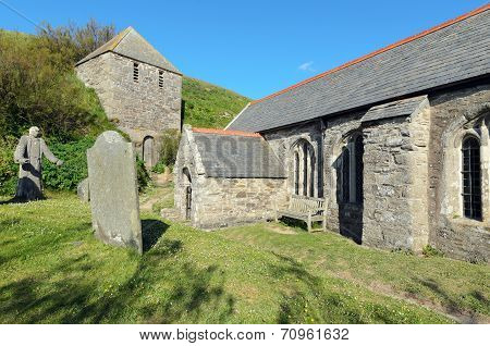 Saint Winwaloe Church