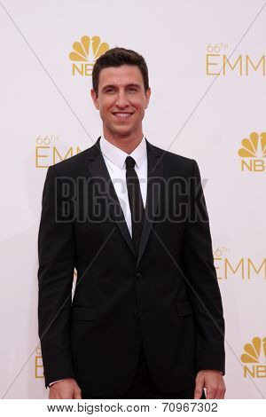LOS ANGELES - AUG 25:  Pablo Schreiber at the 2014 Primetime Emmy Awards - Arrivals at Nokia at LA Live on August 25, 2014 in Los Angeles, CA