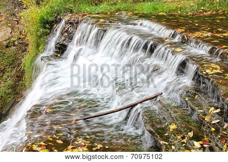 Great Falls in Hamilton, Canada.