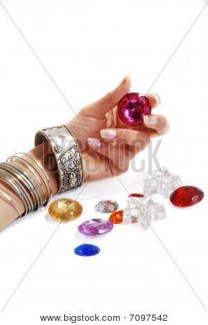 Bracelet & beads