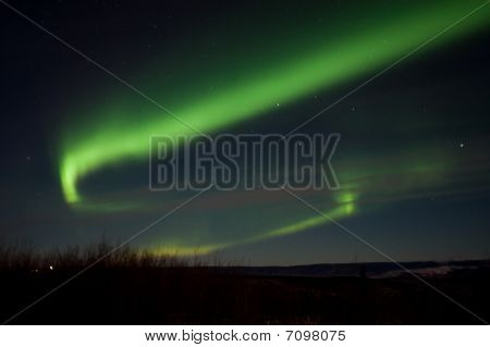 Aurora Substorm