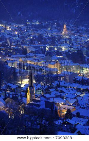 city Garmisch-Partenkirchen