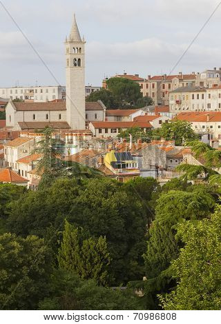 Pula Town - Upper View