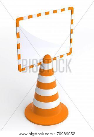 Traffic Cones Message Board