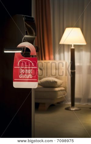 Hotel`s Door