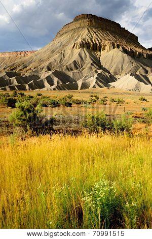 Colorado National Monument Scenery