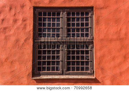 Window of Malmo Castle