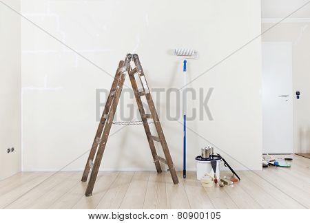 Repaint Apartment