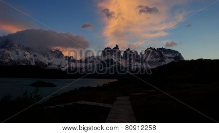 The amazing Torres del Paine