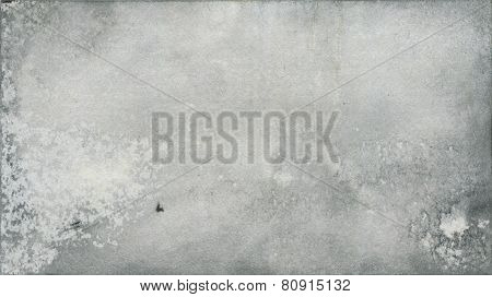 Stained Gray Texture Background