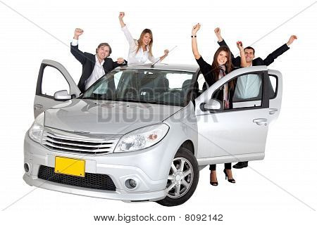 People With A Car