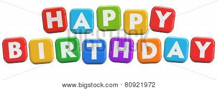 Happy Birthday Party Greeting Text