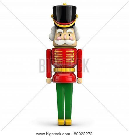 Nutcracker Christmas Soldier Symbol