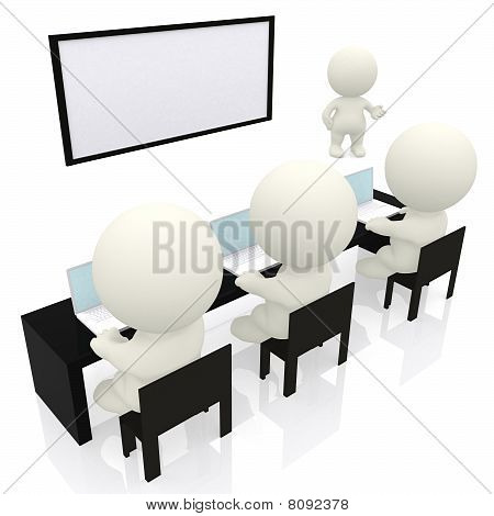 3D Business Presentation
