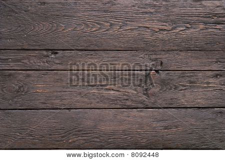 Texture Of The Old Dark Wood