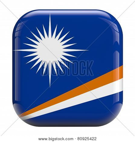Marshall Islands Flag Icon Image