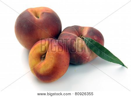 Chinese Flat Peaches Nectarine