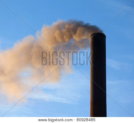 The Smoke From The Chimney