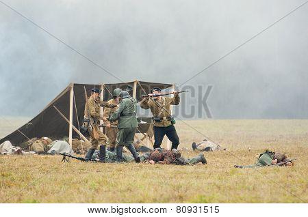 Captive Soldier
