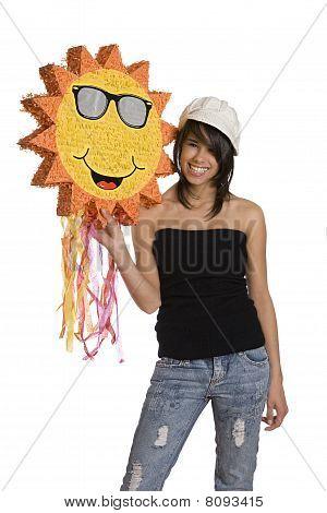 Sunny Smily Girl