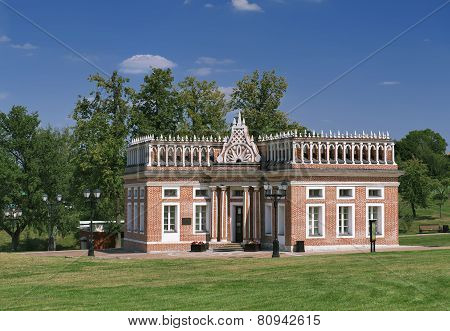 Tsaritsyno, Pavilion First Cavalry Corps