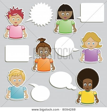 kids speech