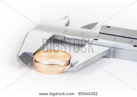 Measurement Of Wedding Ring