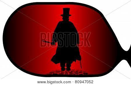 Ripper In The Mirror