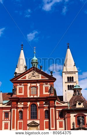 Church at Praha - Czech republic