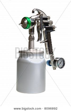 New metal brilliant Spray gun