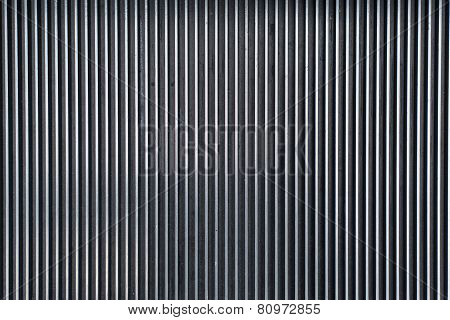 Abstract Metal Texture Striped Background