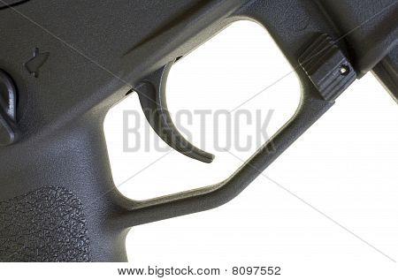 Trigger On A Gun
