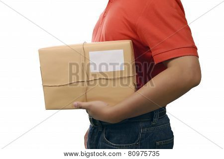 Hand Deliver A Package
