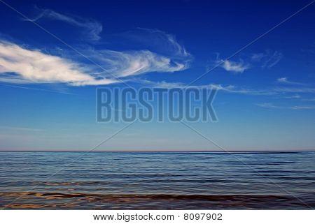 Latvian North coast