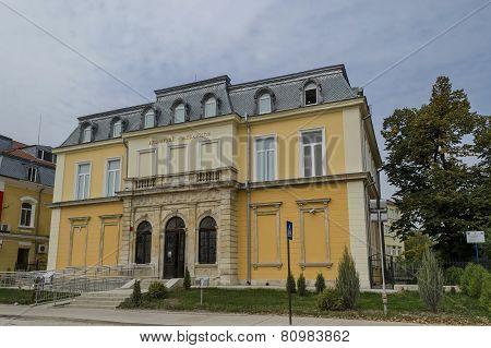 Ecomuseum and Aquarium in Ruse town