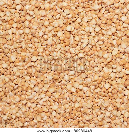 texture of dry peas background