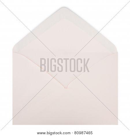 Open Envelope Pink
