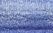 image of insulator  - An abstract blue futuristic texture - JPG
