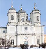 image of sankt-peterburg  - dome of the Cathedral of St - JPG