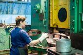 stock photo of hydraulics  - Tyumen - JPG
