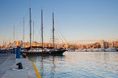 picture of zea  - Yachts in Zea Marina in Athens - JPG