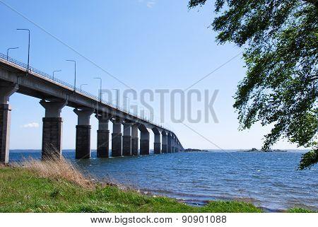 Bridge Over Blue Water